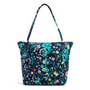 Carson North South Tote in Moonlight Garden NWT